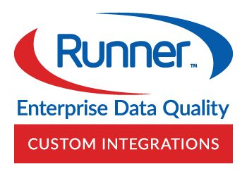 Runner EDQ Integrations logo Runner Custom Integrations