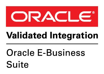 Runner EDQ Integrations logos Oracle E-Business Suite