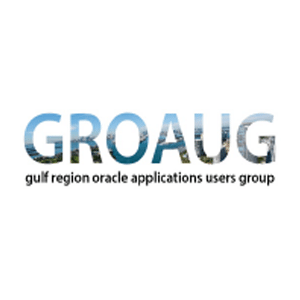 GROAUG - Gulf Region Oracle Applications Users Group