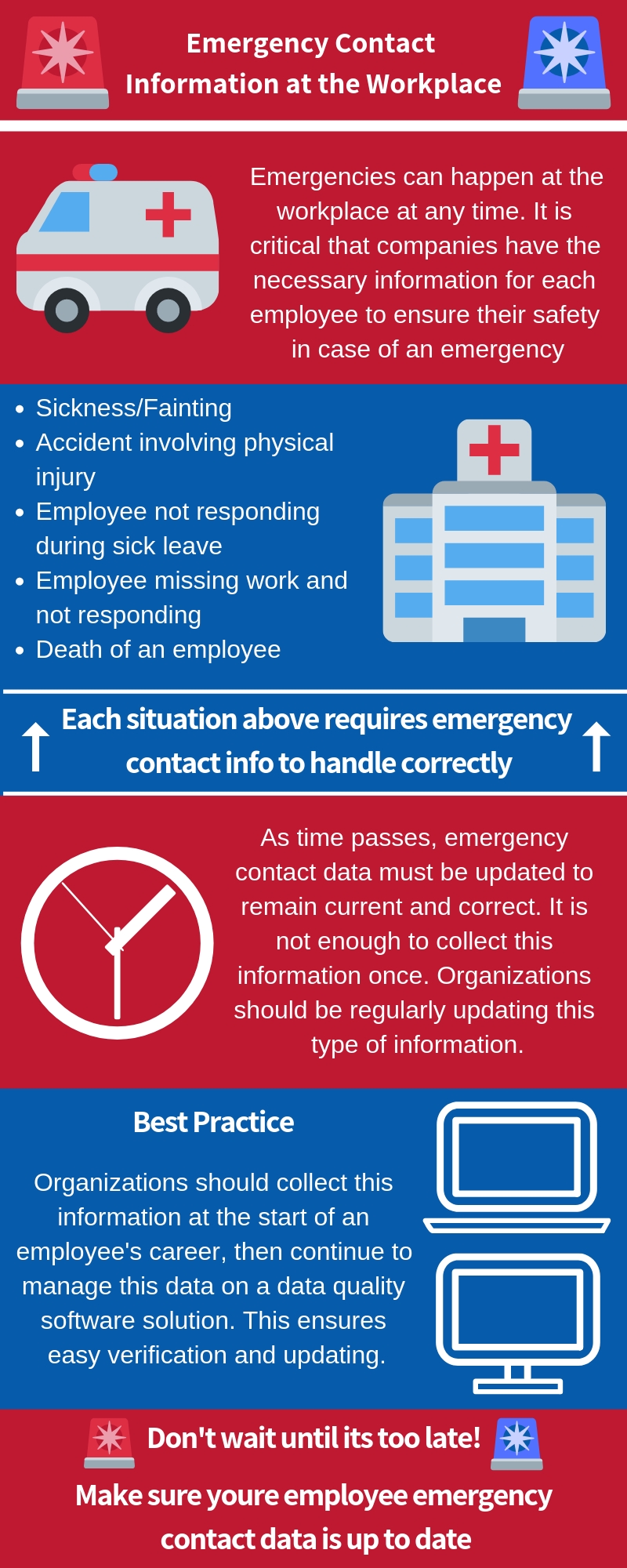 The Importance of Emergency Contact Forms in the Workplace